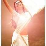 Deepika as Meenama in White Saree