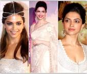 Deepika Sizzling in White
