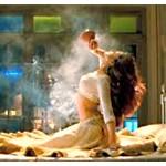 Deepika sporting White Lehenga in Ram Leela