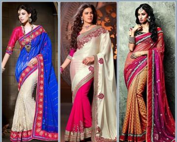New Designer Saree Collection at Vivaahfashions.com