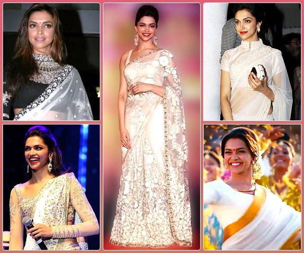 ... Ways to Look Like a Bollywood Diva in Indian Sarees | Vivaah Fashions