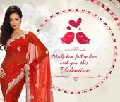 5 ways to look sensational in sarees this Valentine