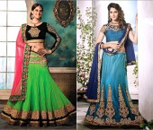 Lehengas for Wedding Parties
