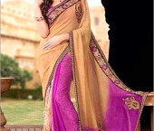 Gorgeous Faux Georgette Sarees