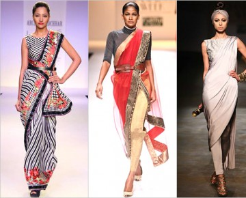 Accessories to Change the Look of Saree