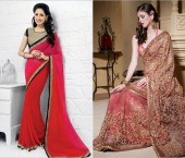 Beautiful Sarees for Wedding Parties