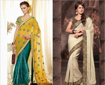 Gorgeous Casual Silk Sarees