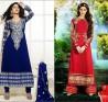 Gorgeous Faux Georgette Salwar Kameez