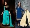Elegant Blue Salwar Kameez