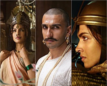New Regal Wave in Bajirao Mastani