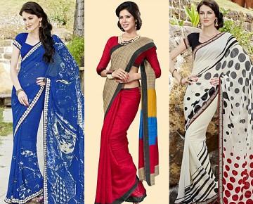 Saree Materials