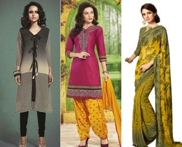 Budget ethnic wear
