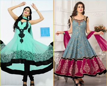 Anarkali Suits To Flaunt Your Curves