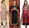 Straight Cut Salwar Suits