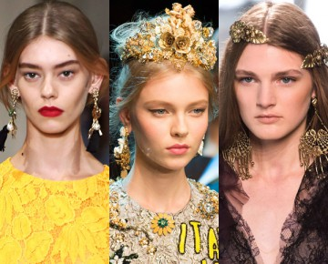 Jewellery Trends of Spring 2016