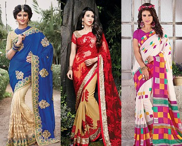 Sarees With Beautiful Pallus