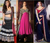 Celebrities in Ethnic Wear