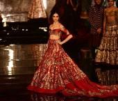 Deepika Padukone at India Couture Week 2016