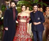 Manish Malhotra At Indian Couture Week 2016