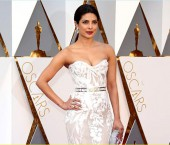 Priyanka Chopra At Oscar 2016