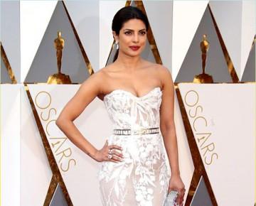 Priyanka Chopra At Oscar 2016