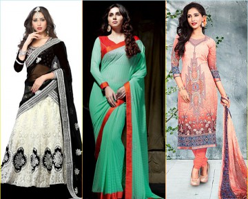 Versatile And Varied Fashion at Vivaahfashions.com