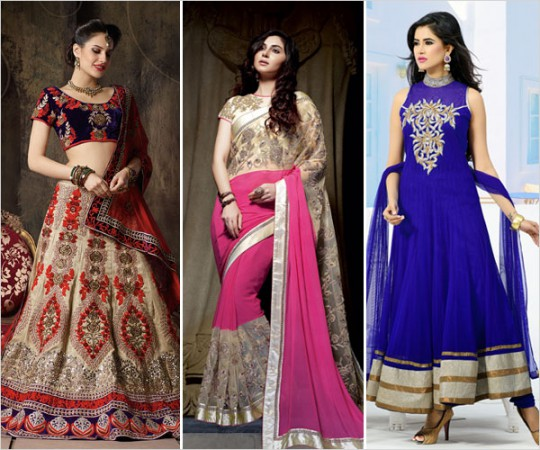 Wedding Special Apparels At Vivaahfashions.com