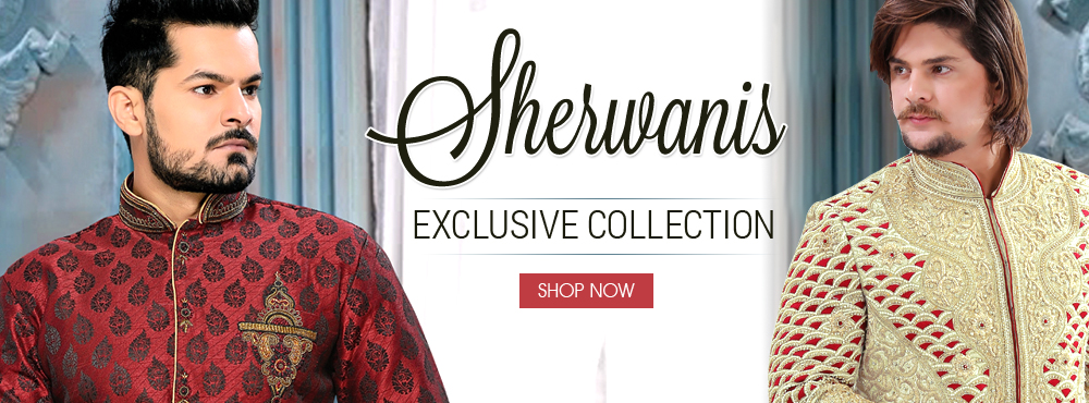 Sherwanis - Exclusive Collection